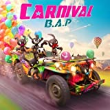 B.A.P - [CARNIVAL] 5th Mini Album SPECIAL Ver CD+60p Photo Book+1p Photo Card+1p Mini Poster+1p Mini Pop-up Stand K-POP Sealed BAP by B.A.P
