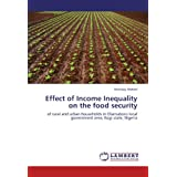 Effect of Income Inequality on the food security: of rural and urban households in Olamaboro local government...