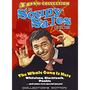 Soupy Sales Collection: Whole Gang Is Here movie