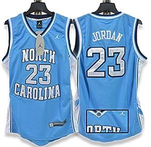 Michael Jordan North Carolina Tarheels Jersey Large