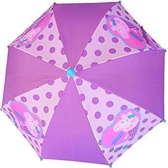 Amazon.com: Peppa Pig Umbrella (Purple): Clothing