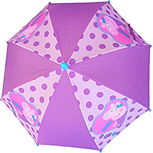 Peppa Pig Umbrella (Purple)