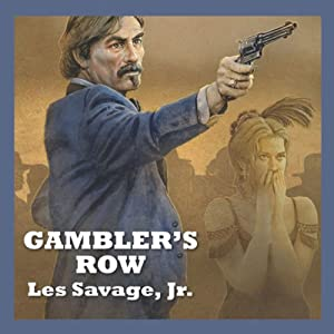 Gambler's Row | [Les Savage]