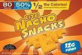 FiberGourmet Lite Nacho Snacks, 6.85-Ounce Boxes (Pack of 6)