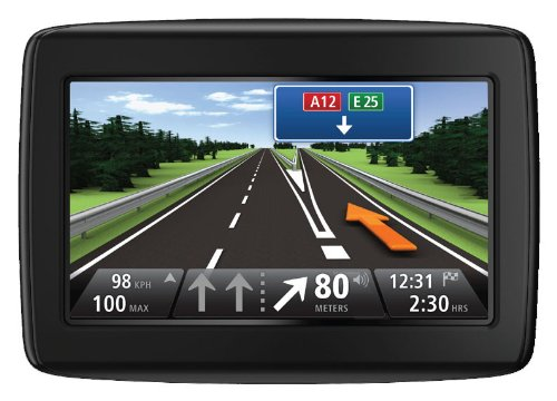 TomTom Start 20 M Central Europe Traffic Navigationsgerät, Free Lifetime Maps, 11 cm (4,3 Zoll) Display, TMC, Fahrspurassistent, Parkassistent, IQ Routes, Zentraleuropa 19