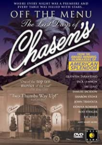 Off the Menu - The Last Days of Chasen's