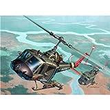"Revell Modellbausatz 04476 - Bell UH-1 ""Huey Hog"" im Maßstab 1:48"