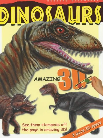 3D Dinosaurs (Incredible 3D)