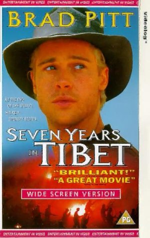 Seven Years In Tibet [VHS] [UK Import]