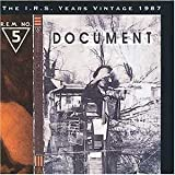 REM - DOCUMENT (1 CD)