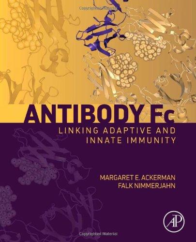 Antibody Fc:: Linking Adaptive And Innate Immunity