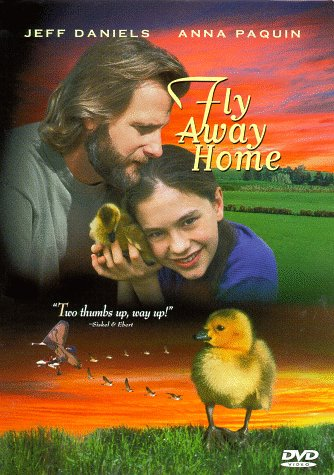 Fly Away Home / Father Goose / Летите домой (1996)