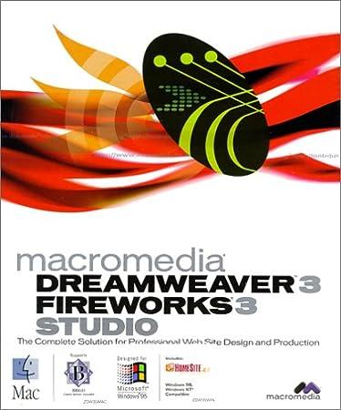 Dreamweaver/Fireworks Studio 3.0