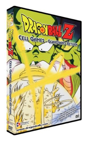 Dragon Ball Z: Cell Games - Guardian's Return [DVD] [2004] [Region 1] [US Import] [NTSC]