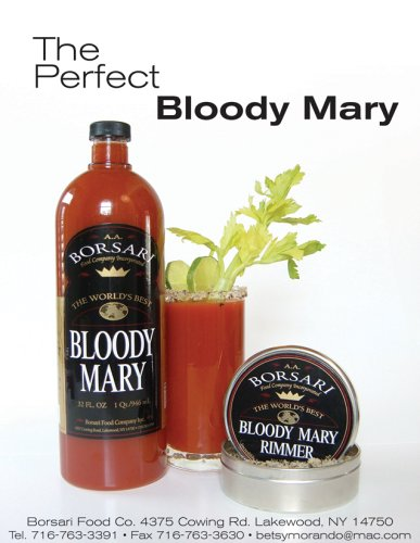 The World's Best Bloody Mary Mix