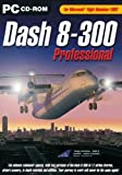DASH 8-300 Professional Add-On for FS 2002 (PC CD)