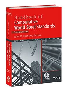 Handbook of comparative world steel standards [electronic resource]