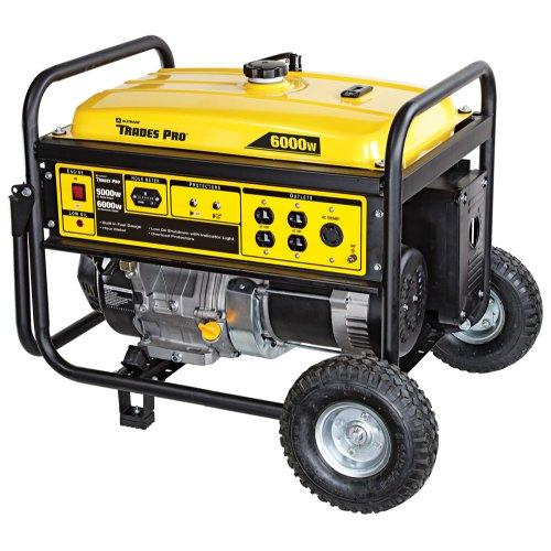 Tradespro TradesPro 837543 Generator, 5000-watt/6000-watt