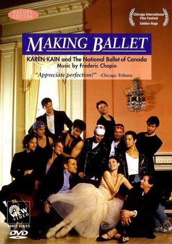 MAKING BALLET: Karen Kain and The National Ballet of Canada