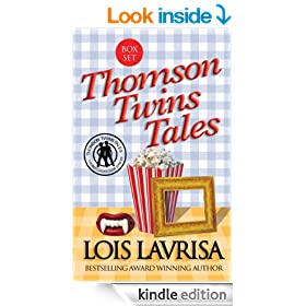 Thomson Twins Tales Box Set (Three Young Adult Short Stories) (Spin-off to CHUBBY CHICKS CLUB)