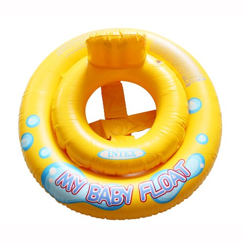 INTEX My Baby Float Inflatable Swimming Pool Tube Raft | 59574EP