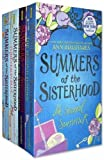 img - for Summers of the Sisterhood 4 Books Set Pack RRP:  23.96 Collection (The Sisterhood of the Travelling Pants, The Second Summer, Forever in Blue, Girls in Pants) (Summers of the Sisterhood) book / textbook / text book