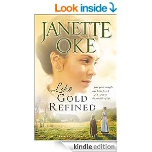 Like Gold Refined (Prairie Legacy Book #4): Volume 4