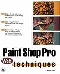 Paint Shop Pro Web Techniques