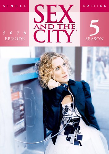 Sex and the City - Season 5, Episode 05-08 (Einzel-DVD)