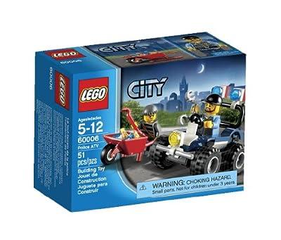 LEGO City Police ATV 60006 by LEGO City