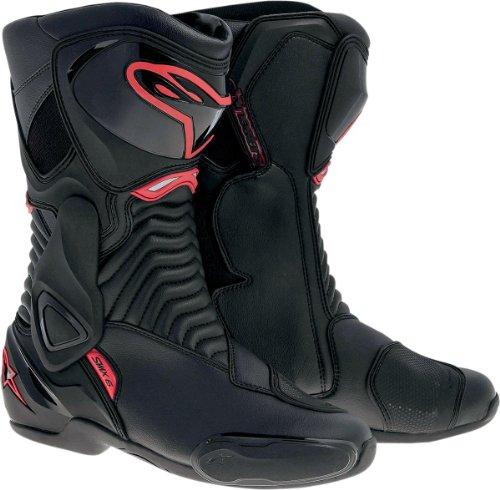 alpinestars(アルパインスターズ) SMX 6 ブーツ BLACK RED 43 (27.5cm)