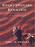 Evolutionary Ecology (6th Edition) (0321042883) by Pianka, Eric R.