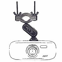 AmorTek SnakeMount - Dash Cam Mirror Mount - 5 Different Joints Kit Suitable for Most Car Camera