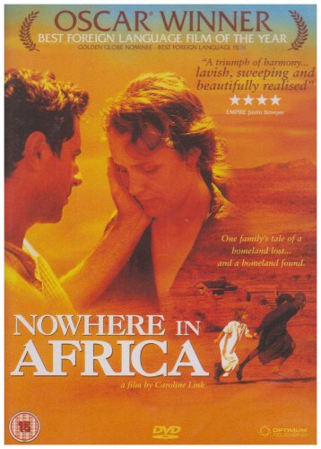 NOWHERE IN AFRICA (IMPORT) (DVD)