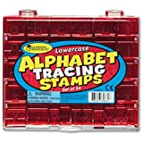 Learning Resources Lowercase Alphabet Tracing Stamps