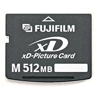 Fujifilm 512 MB XD Type M Picture Card ( 600002308 ) from FUJIFILM