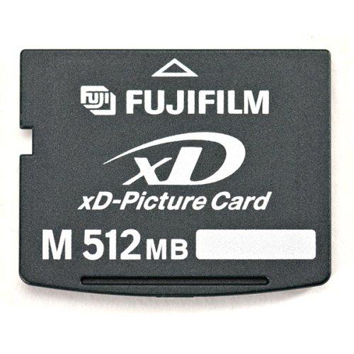 Fujifilm 512 MB XD Type M Picture Card  600002308B0000B35GZ