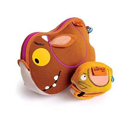 Trunki Gruffalo's Child Wash Bag and Wrist Purse Set from Magmatic