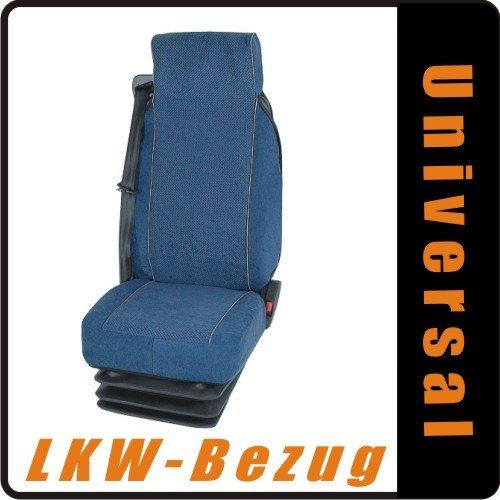 LKW AIRTECH Cargo Sitzbezug Schonbezug blau für MAN L 2000, M 2000, F 2000