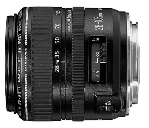 Canon Ef 28-105Mm F/3.5-4.5 Ii Usm Standard Zoom Lens For Canon Slr Cameras