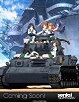 Girls Und Panzer: TV Collection [Blu-ray] from Section 23