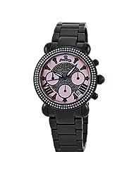 "JBW-Just Bling Women's JB-6210-160-F ""Victory"" 1.5 Carats Diamond Chronograph Watch"