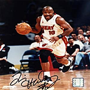Tim Hardaway Autographed Signed Miami Heat 8x10 Photo by Hollywood Collectibles