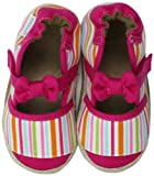 Robeez Stripe Soft Sole Slip-On (Infant)