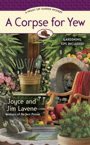 A Corpse for Yew (Peggy Lee Garden Mystery, #5)