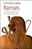 echange, troc Christian Jacq - Ramsès, tome 2 : La Dame d'Abou-Simbel, L'Acacia d'Occident