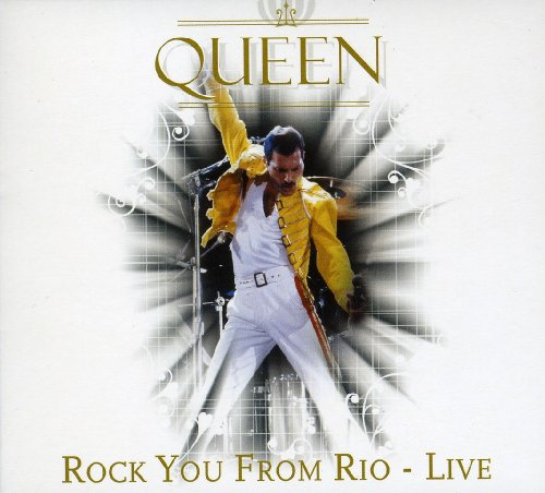 Queen - Rock You from Rio-Live - Zortam Music
