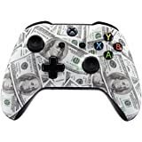Xbox One Wireless Controller for Microsoft Xbox One - Custom Soft Touch Feel - Custom Xbox One Controller (Money) (Color: Money)