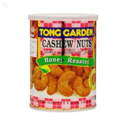Tong Garden Honey Cashew nuts, 150g