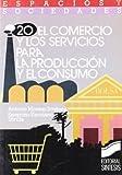 El comercio y los sistemas de la producción y el consumo editado por Sintesis